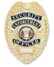 security officer badge sale price