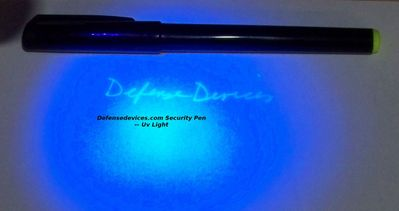 Security Marker Pen|Invisible Ink