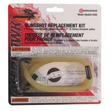 Slingshot Replacement  Rubber Band 3330 Marksman
