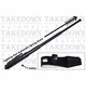 Automatic Spring Loaded Telescopic Baton Sai