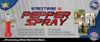 Streetwise Pepper Spray