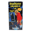 Stun Master 100K volt Stun Gun Curved with battery