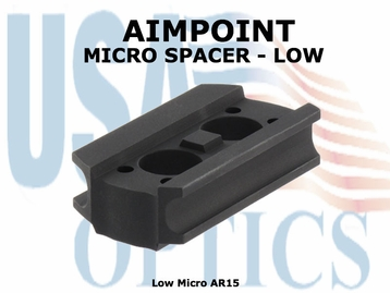 AIMPOINT MICRO SPACER -  LOW