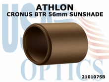 ATHLON CRONUS BTR 56mm RIFLESCOPE SUNSHADE - BROWN