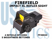 FIREFIELD IMPACT XL REFLEX SIGHT