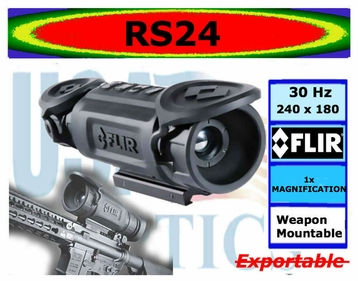 FLIR  THERMOSIGHT RS24 WEAPON SIGHT 13mm