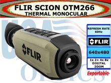 FLIR SCION OTM266 THERMAL MONOCULAR