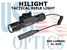 HILIGHT 800lm TACTICAL RIFLE LIGHT