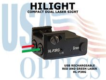 HILIGHT COMPACT DUAL LASER SIGHT