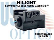 HILIGHT STEALTH SERIES LOW PROFILE BLUE LASER SIGHT
