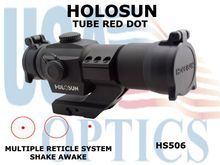 HOLOSUN TUBE RED DOT