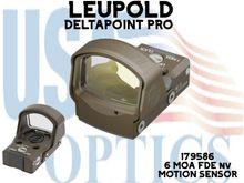 LEUPOLD DELTAPOINT PRO 2.5  FDE NV