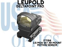 LEUPOLD DELTAPOINT PRO 2.5 MOA W/ AR MOUNT