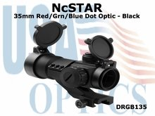 NcSTAR 35mm RED/GRN/BLUE DOT OPTIC - BLACK
