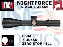 NIGHTFORCE ATACR 7-35x56 F1 H59