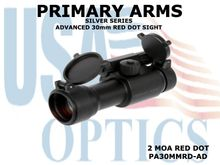 PRIMARY ARMS SILVER SERIES ADVANCED 30mm RED DOT SIGHT