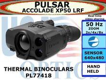 PULSAR ACCOLADE XP50 LRF THERMAL BINOCULARS