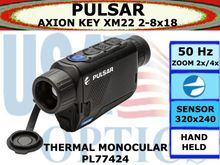 PULSAR AXION KEY XM22 2-8x18 THERMAL MONOCULAR