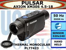 PULSAR AXION XM30S 4.5-18 THERMAL MONOCULAR