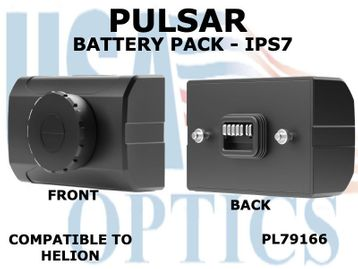 PULSAR BATTERY PACK - IPS7