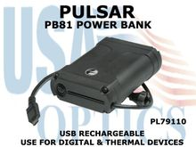 PULSAR PB81 POWER BANK