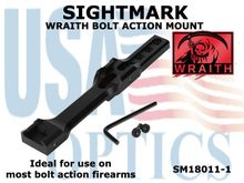 "SIGHTMARK WRAITH BOLT ACTION MOUNT - ""Pre Order"""