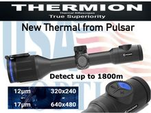 Thermion Thermal Scopes from Pulsar
