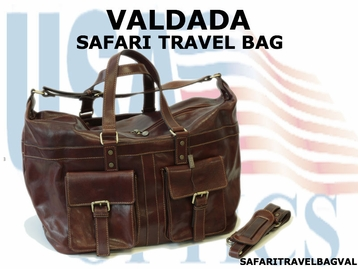 VALDADA SAFARI TRAVEL BAG