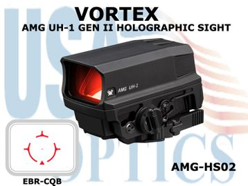 VORTEX AMG UH-1 GEN II HOLOGRAPHIC SIGHT
