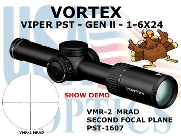 Vortex PST-1607 SHOW DEMO