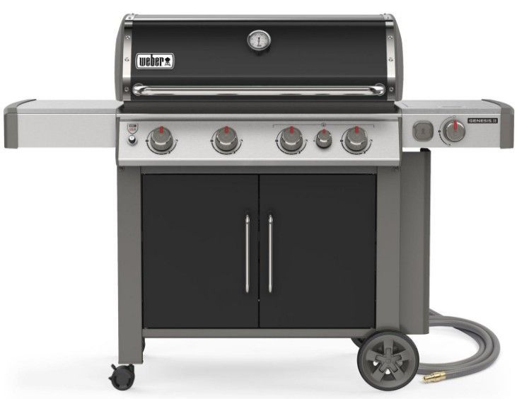 67016001 Weber Genesis Ii Series E 435 Outdoor Grill With