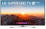 "75SK8070PUA LG 75"" 4K HDR Smart LED SUPER UHD TV with AI ThinQ and Nano Cell Display"