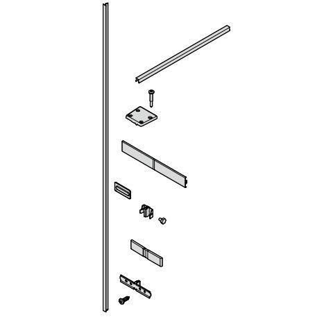 990155500 Liebherr Side By Side Installation Kit