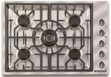 "ARDCT305N American Range 30"" Vitesse Series Drop In Gas Cooktop with 5 Sealed Burners  - Stainless Steel"