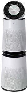 "AS560DWR0 LG 15"" 512 Sq. Ft. PuriCare Air Purifier with 360-Degree Purification and SmartThinQ Technology - White"
