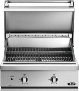 """BGC30BQL DCS 30"""" Series 7 All Grill for Built-in or On-Cart Applications - LP Gas - Stainless Steel"""