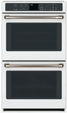 Cafe Combination Wall Ovens - Stainless Steel, Matte Black, Matte White