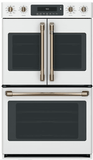 Cafe Double Ovens - Stainless Steel, Matte Black, Matte White