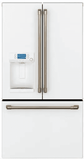 Cafe French Door Refrigerators - Stainless, Matte Black, Matte White