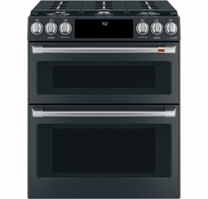 Front Control Convection Double Oven