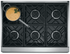 "CGU366P2MS1 Cafe 36"" Gas Rangetop with Reversible Burner Grates and Edge-to-Edge Grates - Stainless Steel"