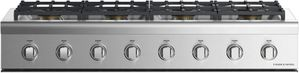 """CPV2488LNN Fisher & Paykel 48"""" Professional Cooktop with 8 Burners - Liquid Propane - Stainless Steel"""
