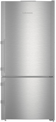 "CS1400RIM Liebherr 30"" Freestanding/Semi Built-In Bottom Mount Refrigerator with DuoCooling Technology and Ice Maker - Right Hinge - Stainless Steel"
