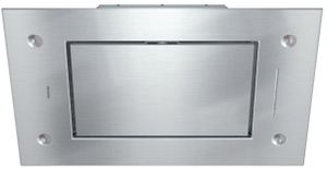 """DA2818 Miele 43"""" Ceiling Extractor with Con@ctivity and 625 CFM - Stainless Steel"""