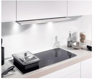 "DA3698 Miele 36"" Built-In Wall Cabinet Hood with Remote Control and 625 CFM - Stainless Steel"