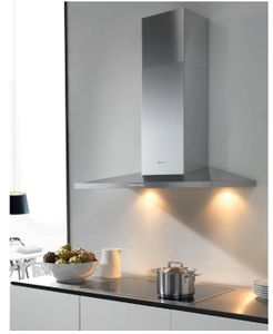 "DA3997 Miele 36"" Classic Wall Hood with LED ClearView Lighting and 625 CFM - Stainless Steel"
