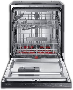 """DDW24T999BB Dacor 24"""" Semi-Integrated Dishwasher with Smart Control and Zone Booster - Custom Panel"""