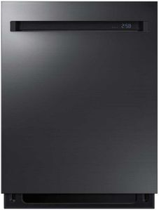 "DDW24M999UM Dacor 24"" Contemporary Semi-Integrated Dishwasher with Smart Control and Zone Booster - Graphite Stainless Steel"