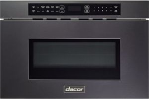 """DMR24M977WM Dacor 24"""" Contemporary Microwave Drawer - Graphite Stainless Steel"""