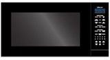 "DMW2420B Dacor 24"" Heritage Collection Microwave with Sensor Technology and Three Defrost Options - Black"